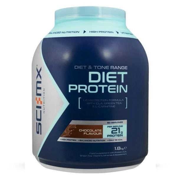 sci mx diet pro protein chocolate