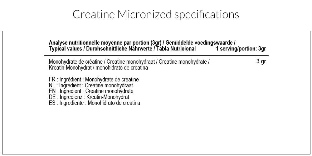 Addict Creatine Micronized 1000g | Nutritioncy | Cyprus ...